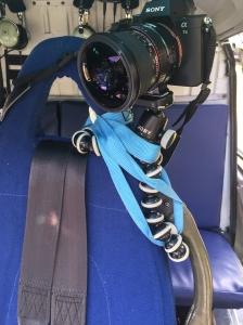 Camera setup.