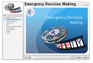 Emergency Decision Making