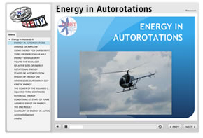 Energy in Autorotations