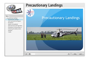 Precautionary Landings